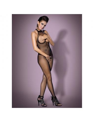 Lingerie - Combinaisons - N101 Bodystocking - Noir - Obsessive