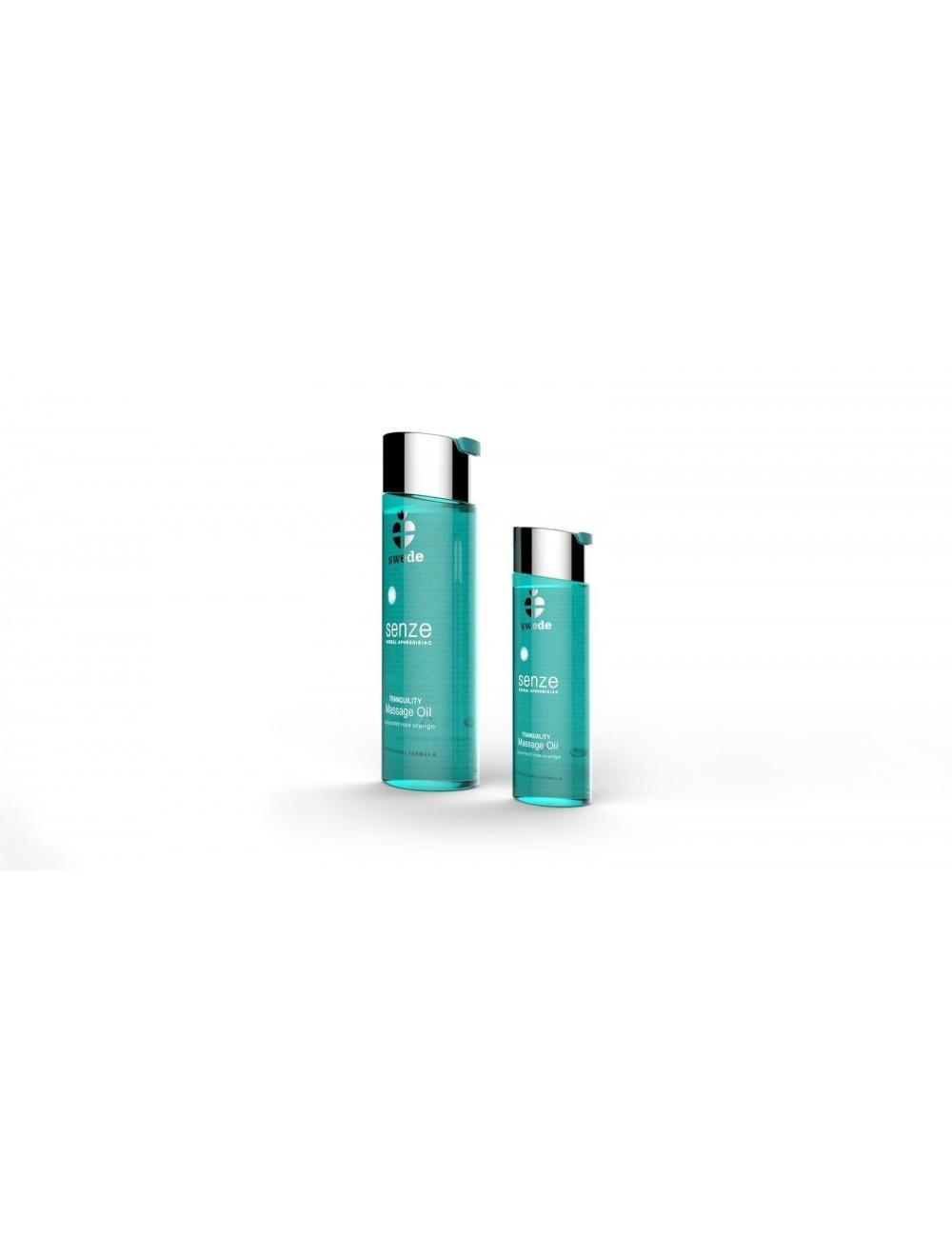 Huile de massage extraits naturels Senze Tranquility 150 ML - SWD-02047 - Huiles de massage - Swede