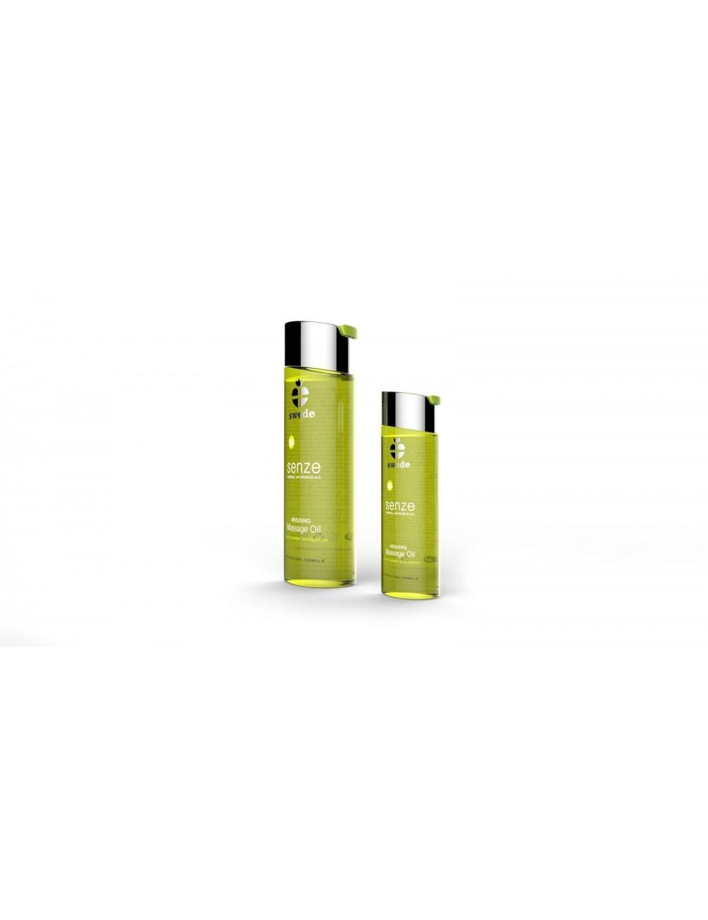 Huile de massage Senze Arousing - 150 ML - Huiles de massage - Swede