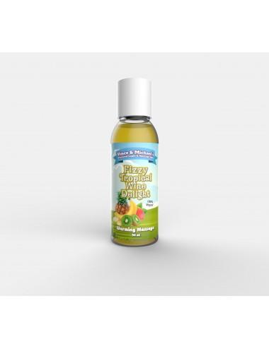 Huile chauffante VM Vin Pétillant Fruits Exotiques - 50ml - Huiles de massage - Swede