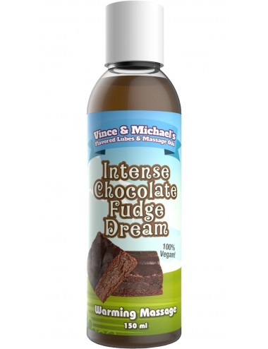 Huile chauffante VM Chocolat Fudge intense - 150ml - Huiles de massage - Swede