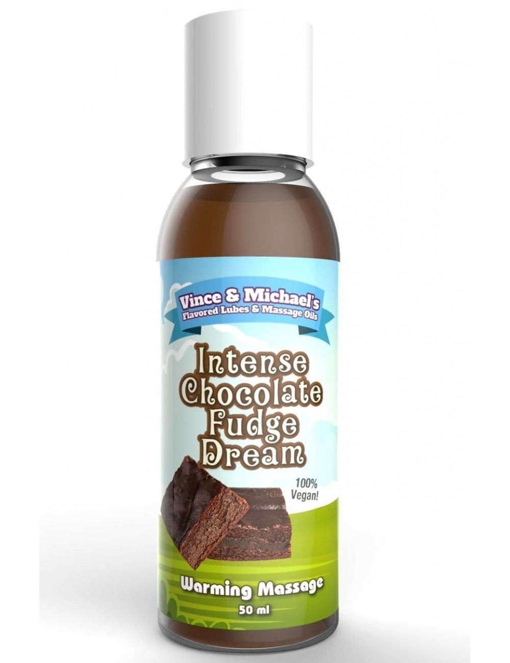 Huile chauffante VM Fudge Chocolate Intense - 50ml - Huiles de massage - Swede