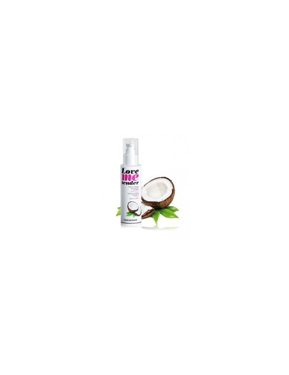 Love Me Tender Noix de Coco 100ML - Huiles de massage - Love to Love