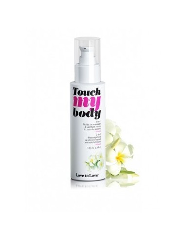 Touch My Body Monoi 100ML - Huiles de massage - Love to Love