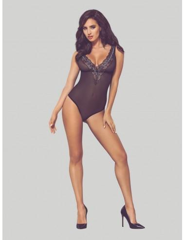 Lingerie - Bodys - SEN-014 Body - Noir - Obsessive