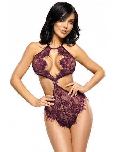 Lingerie - Bodys - Jordana body - Violet - Beauty Night