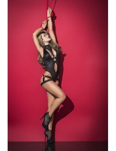 Lingerie - Bodys - Body Style 2500 - Noir - Mapalé