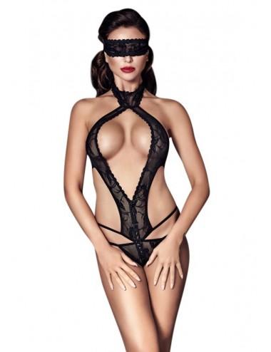 Lingerie - Bodys - Alexandra Body - Noir - Anaïs