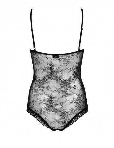 Lingerie - Bodys - Slevika Body - Noir - Obsessive