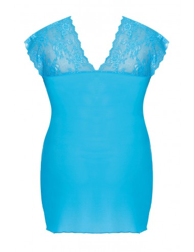 Lingerie - Grande Tailles - Ofeely Nuisette - Turquoise - Anaïs