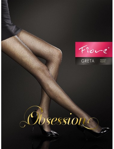 Lingerie - Collants - Greta Collants - Safari - Fiore
