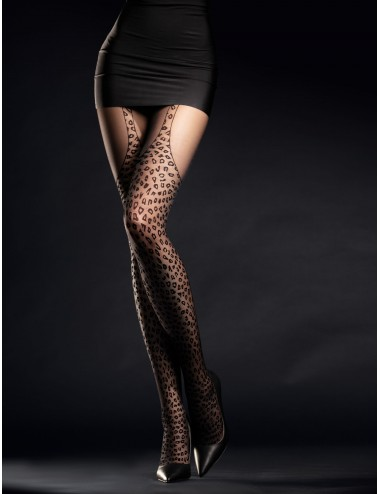 Lingerie - Collants - Hunt me Collants 30 DEN - Noir - Fiore