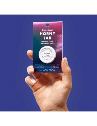 Sextoys - Masturbateurs & Stimulateurs - Baume orgasmique - Horny Jar - 8g - Clitherapy - Bijoux Indiscrets