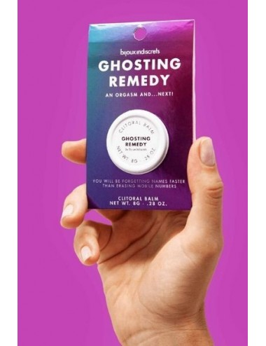 Baume orgasmique - Ghosting Remedy - 8g - Clitherapy