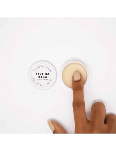 Sextoys - Masturbateurs & Stimulateurs - Baume orgasmique - Sexting Balm - 8g - Clitherapy - Bijoux Indiscrets