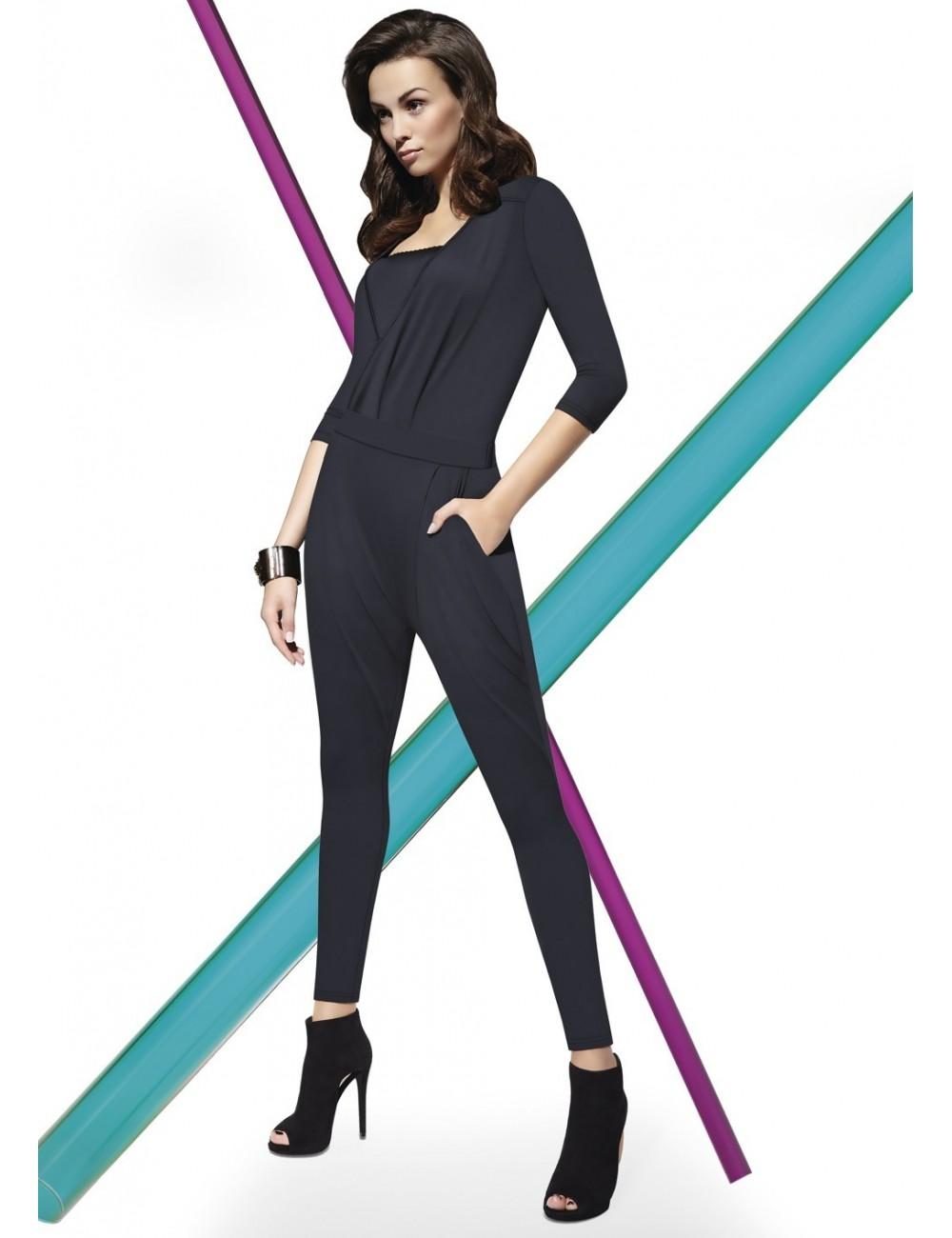 Lingerie - Leggings Sexy - Legging Violetta BB - Bas Bleu