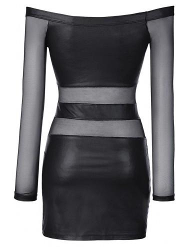 V-9309 Robe - Noir