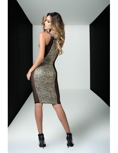 Lingerie - Robes et jupes sexy - Robe Style 4442 - Imprimé Animal - Mapalé