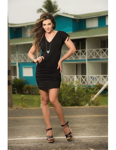 Lingerie - Robes et jupes sexy - Robe Style 4917 - Noir - Mapalé