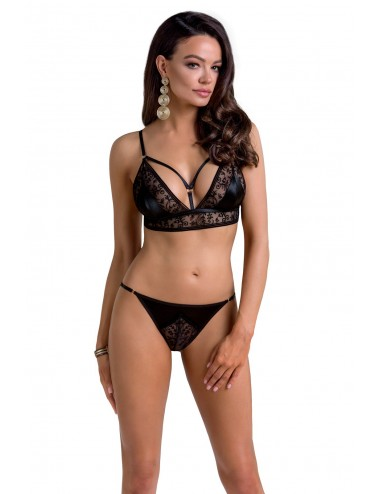Aliyah Ensemble 2 pcs  - Noir