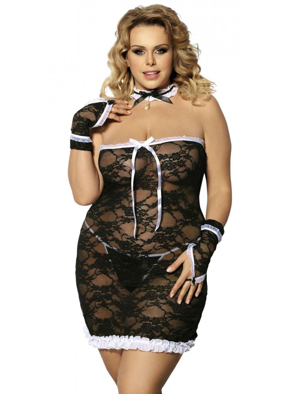Cantrea Costume - Noir