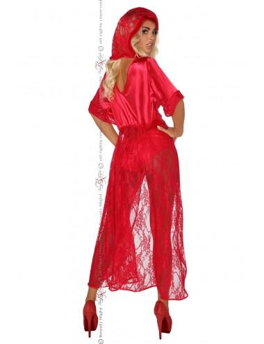Lingerie - Peignoirs et Déshabillés - Electra red - Beauty Night