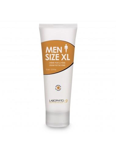 Crème Mensize XL 75ml - Plaisirs Intimes - Labophyto