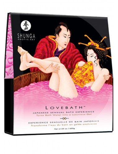 Lovebath - Fruit du dragon - Plaisirs Intimes - Shunga