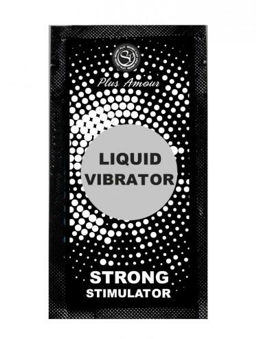 Monodose Liquide vibrator strong 2ml 3622 - Plaisirs Intimes - Secret Play