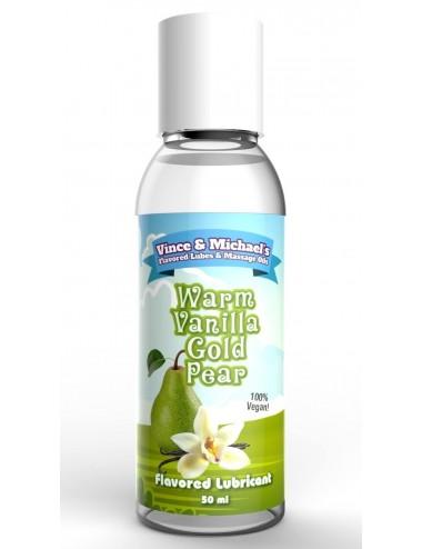 Lubrifiant VM Saveur Poire Vanille - 50ml