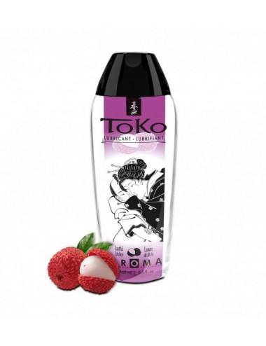 Lubrifiant à saveurs Litchi Toko Aroma 165 ml - Lubrifiants - Shunga