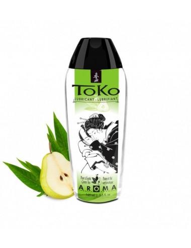 Toko Aroma Poire  Thé vert exotique - Lubrifiant 165ml