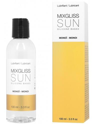 Mixgliss Sun - Monoi Silicone 100 ml - Lubrifiants - Mixgliss