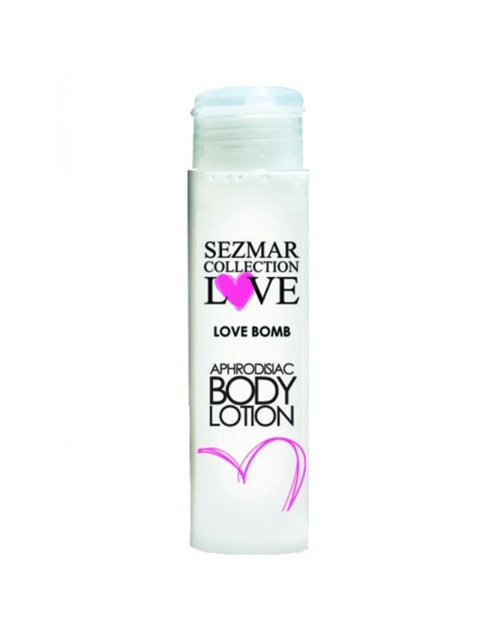 Crème hydratante aphrodisiaque de corps Love Bomb 50ml - SEZ019