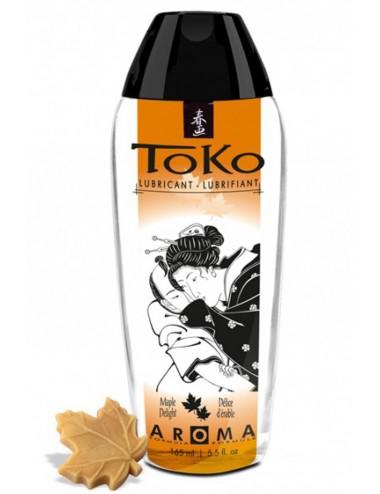 Lubrifiant lêchable délice d'érable 165ml - CC904200 - Lubrifiants - Shunga