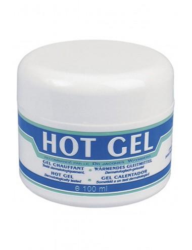 Pot de Gel lubrifiant chauffant 100ml a base d'eau - CC810070 - Lubrifiants - Lubrix