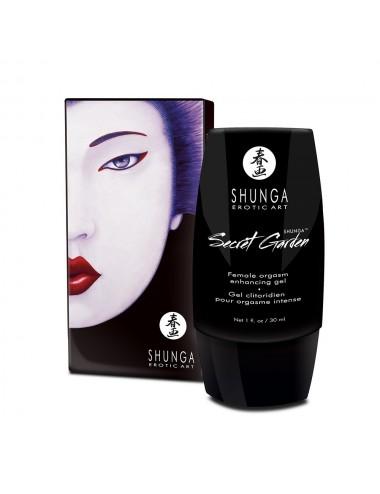 Crème de stimulation féminine 30ml Jardin secret - CC815500 - Lubrifiants - Shunga