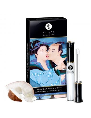 Gloss de plaisir oral coco 10ml - CC817910 - Lubrifiants - Shunga