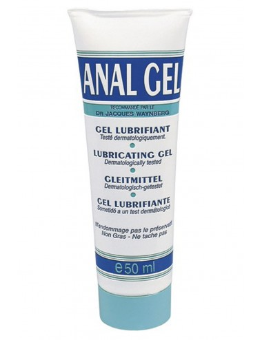 Gel lubrifiant anal 50ml - CC810068