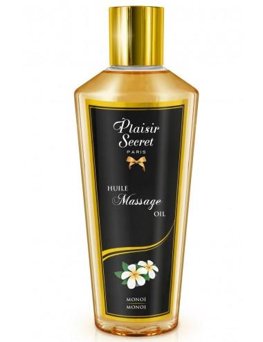 Huile de massage sèche monoï 250ml - CC826071 - Huiles de massage - Plaisirs Secrets