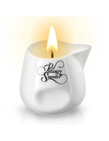 Bougie de massage chocolat 80ml - CC826011 - Bougies de massage - Plaisirs Secrets