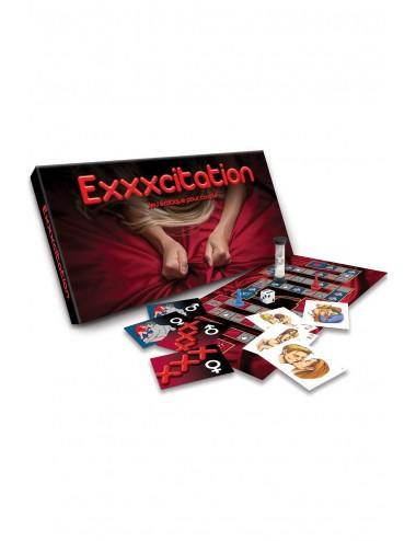 Sextoys - Jeux coquins - Jeu sexy de couple érotique Exxxcitation - CC597187 - Wolnash
