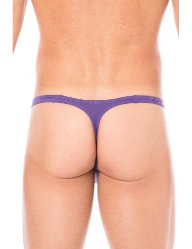 String homme Newlook Violet - LM99-01PUR