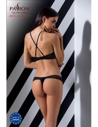 Lingerie - Bodys - Scarlet Body - Noir - Passion