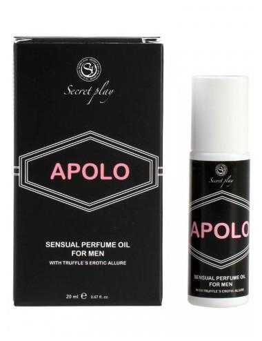 Essence de parfum Apolo en stick 20ml 3511 - Parfum - Secret Play