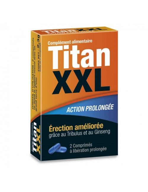 Titan XXL 2 gélules