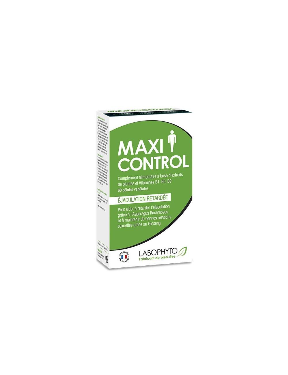MaxiControl 60 gélules
