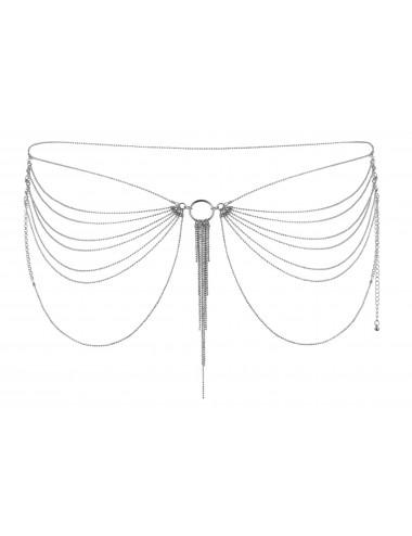 Lingerie - Bijoux - Magnifique Chaîne de Taille argentée - BI-02311 - Bijoux Indiscrets