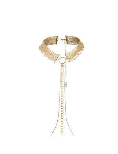 Lingerie - Bijoux - Magnifique Collier Corps doré - BI-01508 - Bijoux Indiscrets