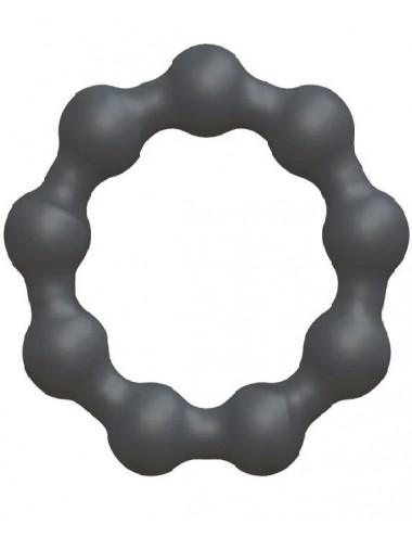 Sextoys - Anneaux, Cockring & Gaines - Cockring Dorcel Maximize Ring - Noir - Dorcel